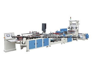 RT400D Zipper Bag Making Machine